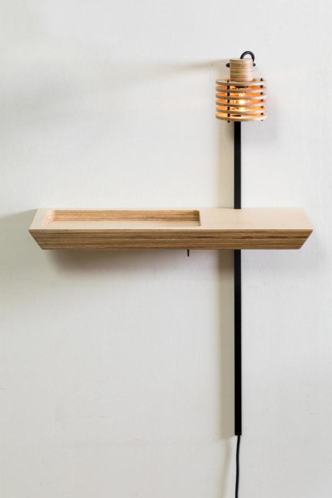 έπιπλο εισόδου, Hallway wall mounted shelf