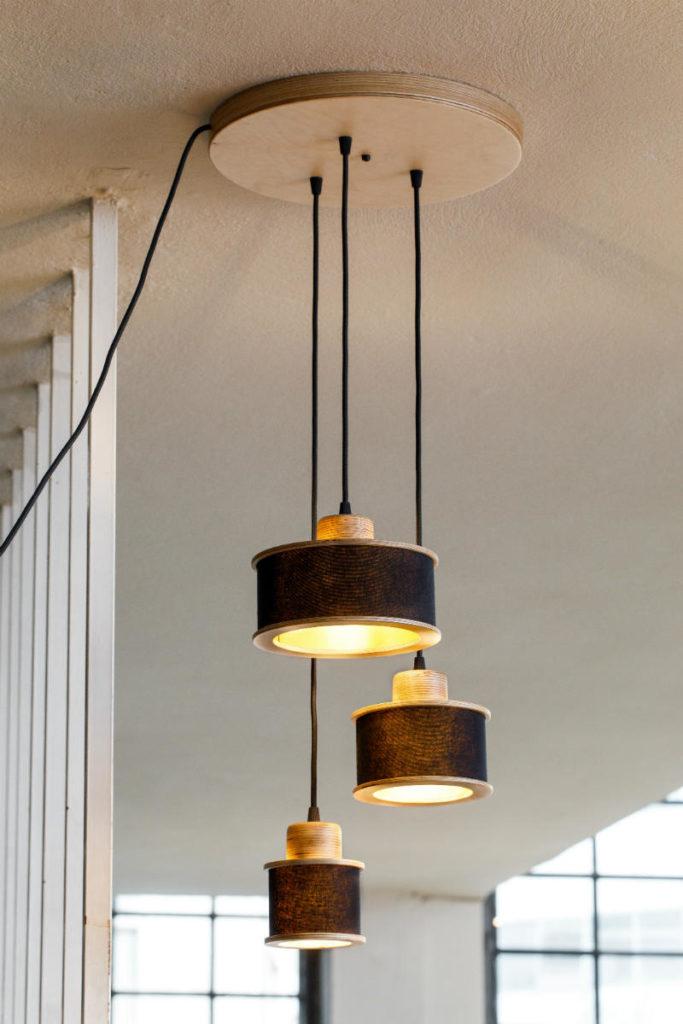 Ceiling light. Φωτιστικό οροφής.